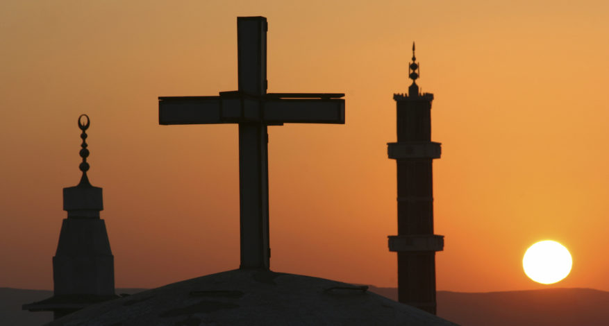 Jews, Christians and Muslims in Palestine