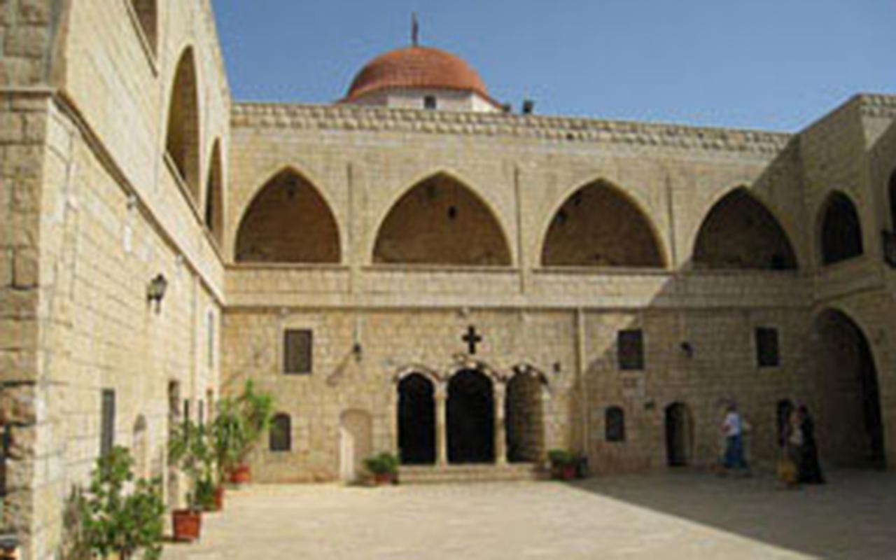 St. George Church, Homs- Zaidal